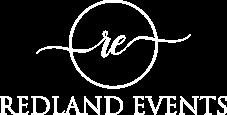 Redland Events Logo